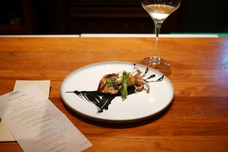 Squid, The Signature Journey - The House on Sathorn