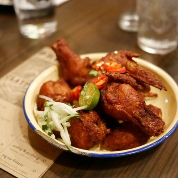 Har Jiong prawn paste chicken wings - Provisions