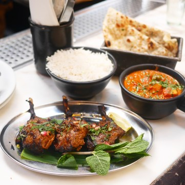 Lamb Chops - Dishoom Kings Cross