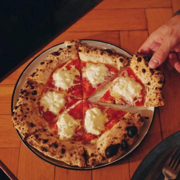 BAEST Copenhagen - Sourdough Pizza