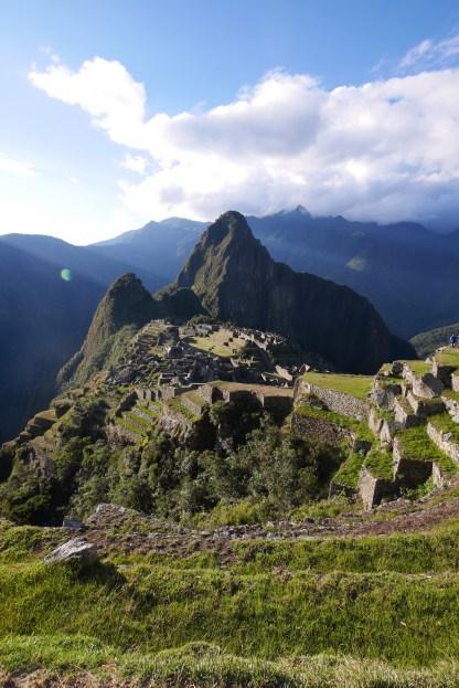 Machu Picchu - Late afternoon