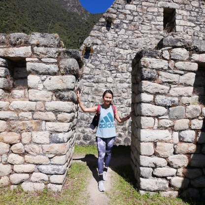 Machu Picchu - Inca Ruins