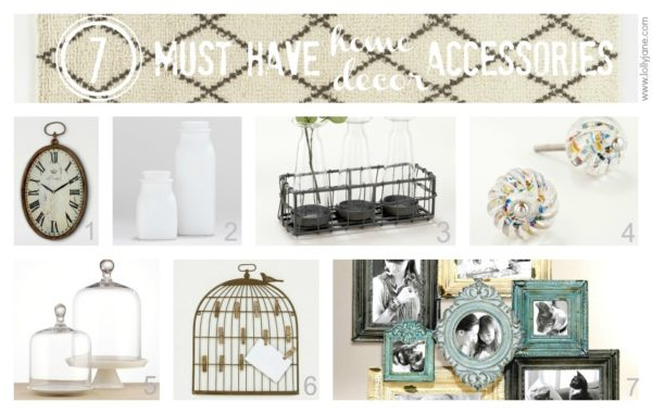 Home Decor Accessories Wholesale