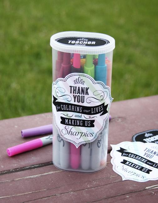 Teacher appreciation by Design Wash Rinse Repeat #teacherappreciation