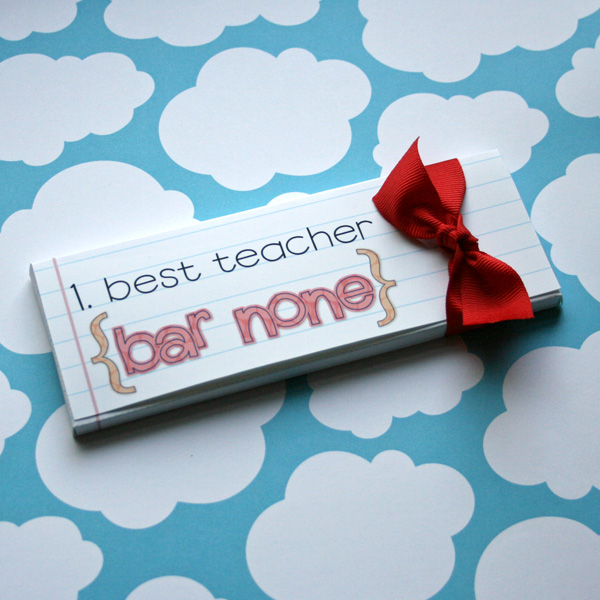 Domesticated Lady teacher gift #teacherappreciation