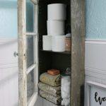 Diy Bathroom Cabinet Vintage Farmhouse Bathroom Cabinet Tutorial