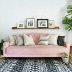 Mid Century Modern Living Room Makeover Lolly Jane