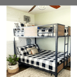 Industrial Bunk Bed That Can Handle Teen Boys Lolly Jane