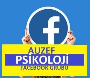 Psikoloji - facebook