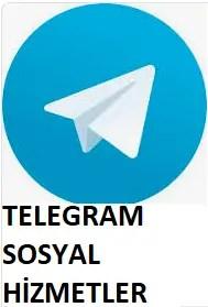 Telegram Sosyal Hizmetler