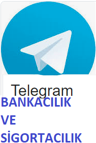 Telegram bankacılık e sigortacılık