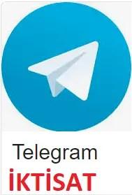 telegram iktisat