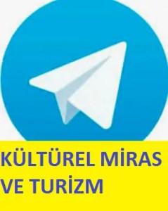 Kültürel Miras Ve Turizm Telegram