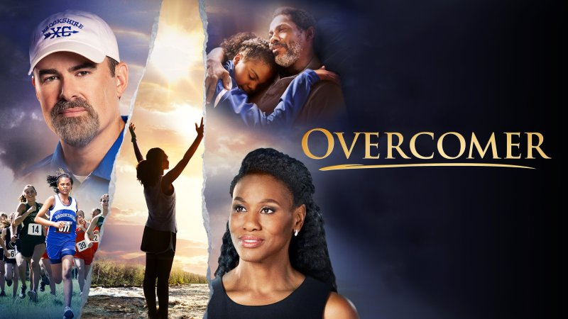 Cast of the 2019 movie, Overcomer