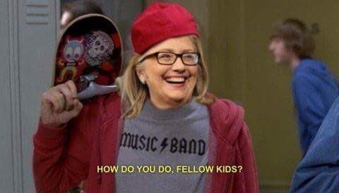 Image result for hillary clinton 2016 memes
