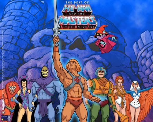He-Man 80s Cartoon
