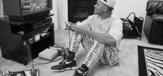 90s Will Smith
