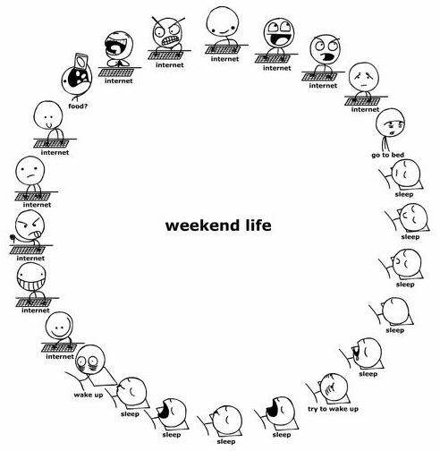 Geeks Weekend