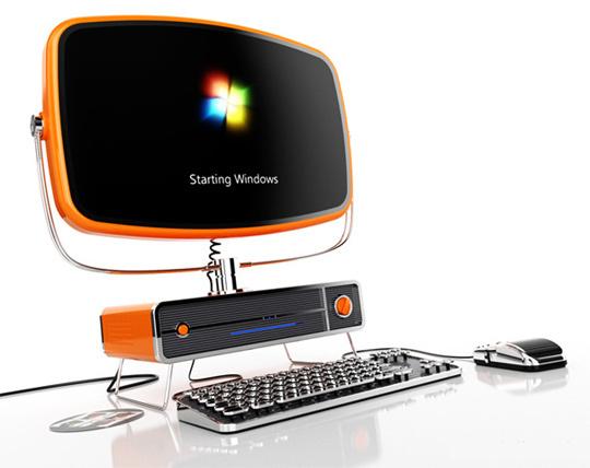 Cool Retro PC
