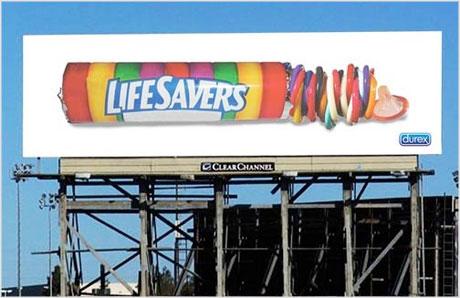 Lifesavers Condoms