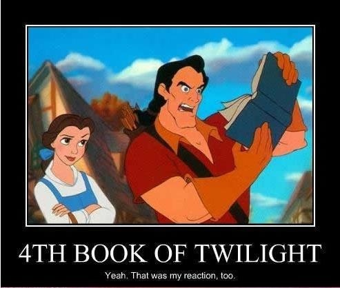 4th Book of Twilight Sucks