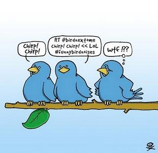 Chirp Chirp. WTF? Twitter Humor