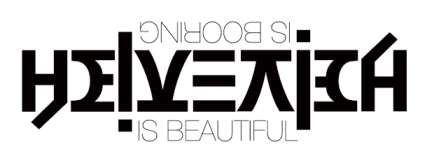 Helvetica is Beautiful - Boring
