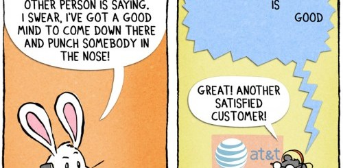 The Real Problem With AT&T's Reception