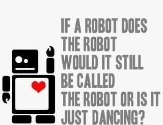 Can a Robot Do the Robot Dance?