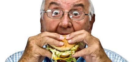 old man burger