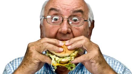 old man burger