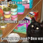 LOL Zombie Cats Food Supply