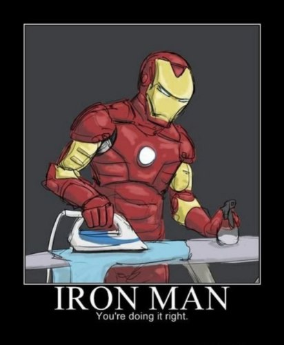 Iron Man - Latterly
