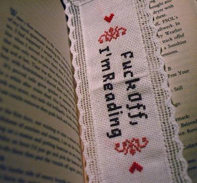 F Off. I'm Reading