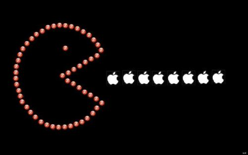 Flash Easts Apples