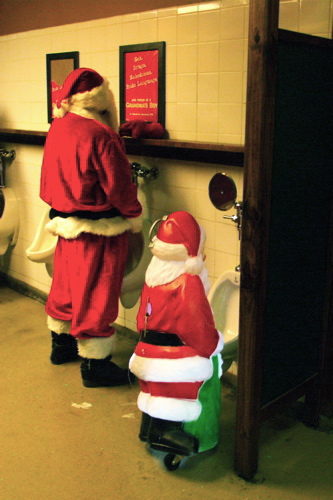 Santas Got To Go
