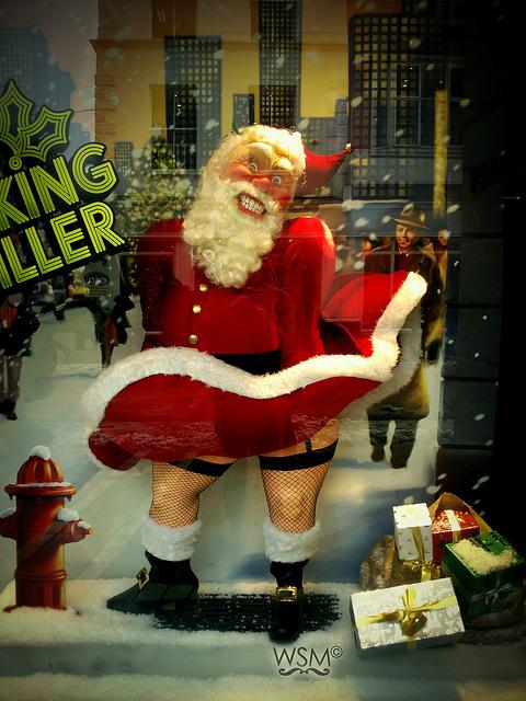 Santa Claus Monroe
