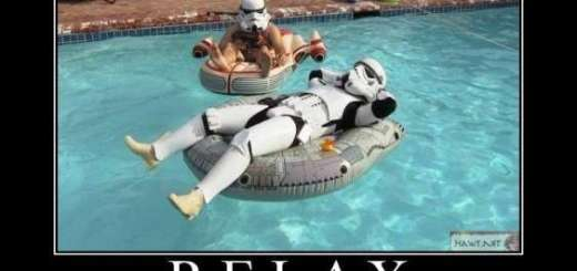Relax. The Galactic War Can Wait