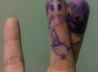 Hostage Situation At My Finger Tips