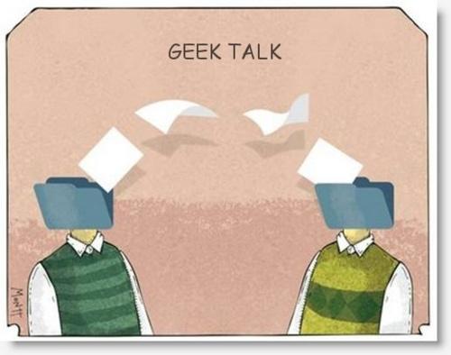 Geek Talk