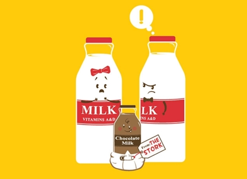 How The Hell Did We Get Chocolate Milk?