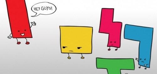 Tetris Line