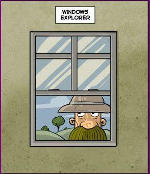 Windows Explorer FTW