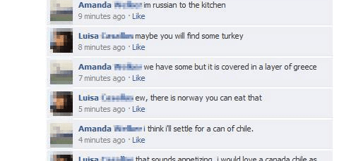 When Educated People Are Hungry On Facebook, This Happens