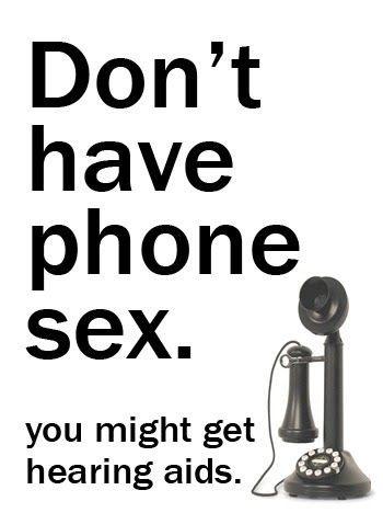 PSA: Don't Have Phone Sex....