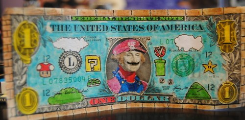 Super Mario Money