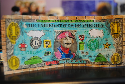 Super Mario Money