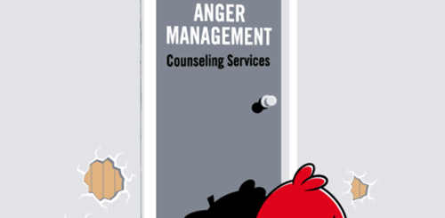 Who needs anger management?