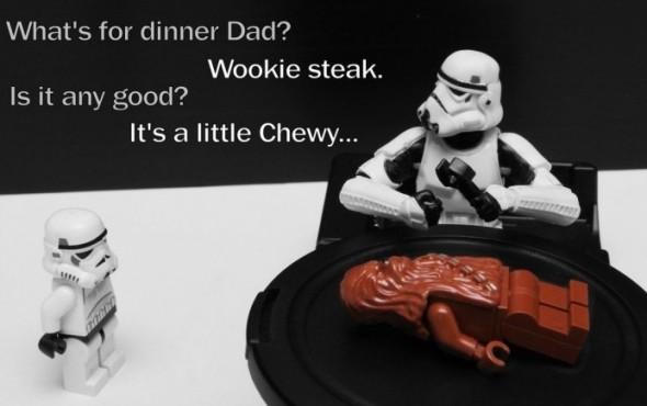 wookie steak