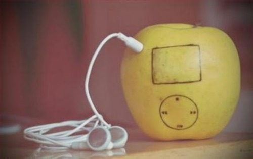 Apple iPod Fail